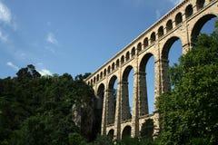мост-водовод Стоковое фото RF
