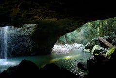 мост восточный естественный Квинсленд Австралии южный Стоковая Фотография
