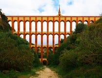 Мост-водовод стоковое изображение