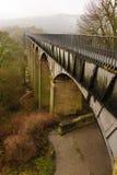 мост-водовод pontcysyllte Стоковая Фотография RF