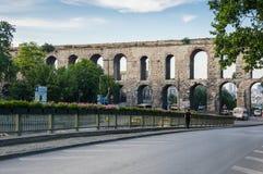 Мост-водовод Valens Стоковое Изображение RF