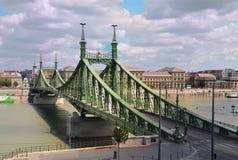 Мост вольности Стоковые Фото