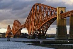 мост вперед Стоковое фото RF