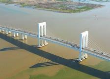 Мост в Макао стоковые изображения