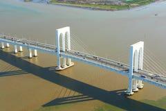 Мост в Макао стоковая фотография