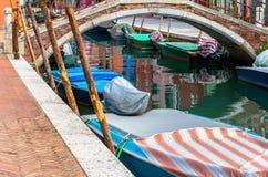 Мост Burano стоковые изображения