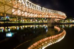 Мост в Тайване KH Стоковая Фотография RF
