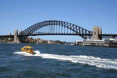 Мост гавани Сидней стоковая фотография rf