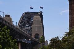 Мост гавани Сидней Стоковое Фото