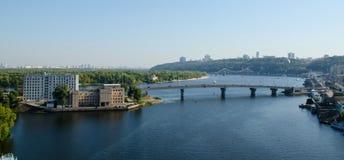 Мост Гаваны (mÑ-st Ukr Gavansky) Стоковая Фотография