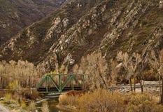 Мост горы Стоковое Изображение RF