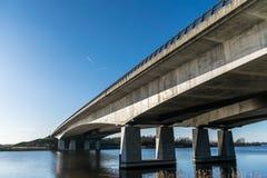 мост Голландия стоковые изображения