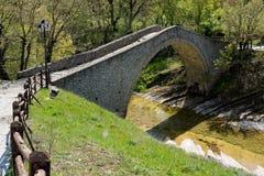 мост Греция стоковое фото