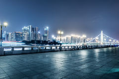 Мост Гуанчжоу Стоковое Изображение