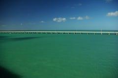 мост длиной Стоковое Фото