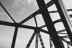 Мост дороги в Lesko Стоковое фото RF