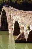 Мост дьявола Стоковое Фото
