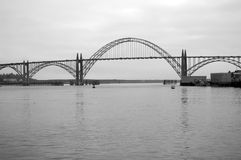 мост залива сверх Стоковые Изображения