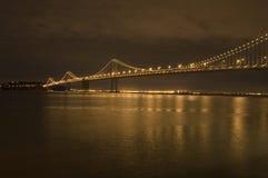 мост залива Стоковые Изображения