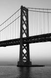 мост залива Стоковые Фото