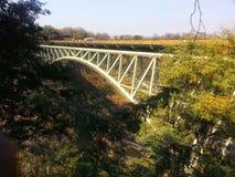 Мост Замбези стоковые фотографии rf