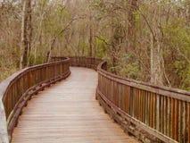 Мост замотки Стоковое фото RF