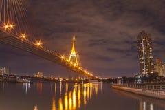 Мост зодчества Стоковые Фото