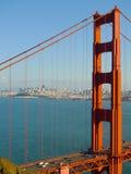 Мост золотистого строба Сан-Франциско Стоковая Фотография