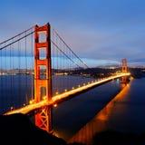 Мост золотистого строба, Сан-Франциско стоковая фотография