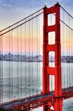 Мост золотистого строба, Сан-Франциско стоковое изображение rf