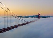Мост золотистого строба Стоковые Фото