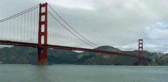 Мост золотистого строба Сан-Франциско Стоковые Фотографии RF