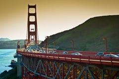 Мост золотистого строба Сан-Франциско стоковая фотография rf