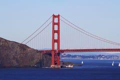 Мост золотистого строба стоковое изображение rf