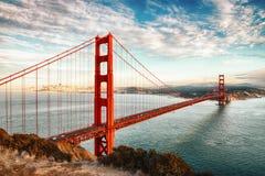 Мост золотого строба, Сан-Франциско стоковые изображения