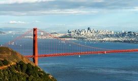 Мост золотого строба, Сан-Франциско стоковые изображения rf