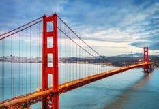Мост золотого строба, Сан-Франциско стоковое фото