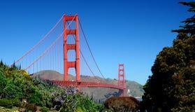 Мост золотого строба Стоковые Фотографии RF