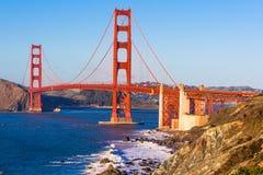 Мост золотого строба Стоковое Изображение
