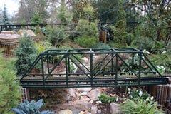 Мост игрушки стоковое изображение
