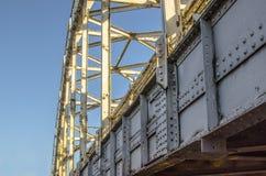 Мост игрушки Стоковые Фотографии RF