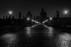 Мост Карла Стоковое Фото