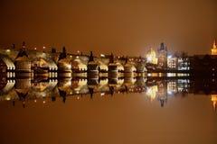 Мост Карл Стоковая Фотография