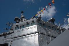Мост командира Стоковая Фотография RF