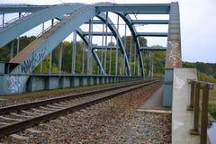 Мост конструкции Стоковое Изображение