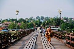 Мост культуры, МОСТ ПОНЕДЕЛЬНИКА стоковое изображение