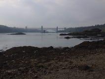 Мост к далеко Стоковые Фотографии RF