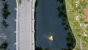 Мост к караульному помещению Стоковые Фотографии RF