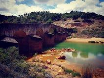 Мост к раю стоковое фото