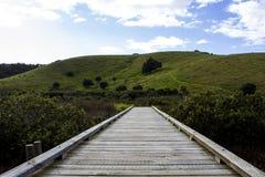Мост к другой стороне Стоковые Фото
